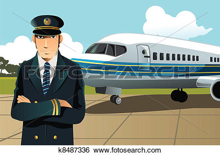 Airplane pilot Clip Art Vector Graphics. 4,255 airplane pilot EPS.