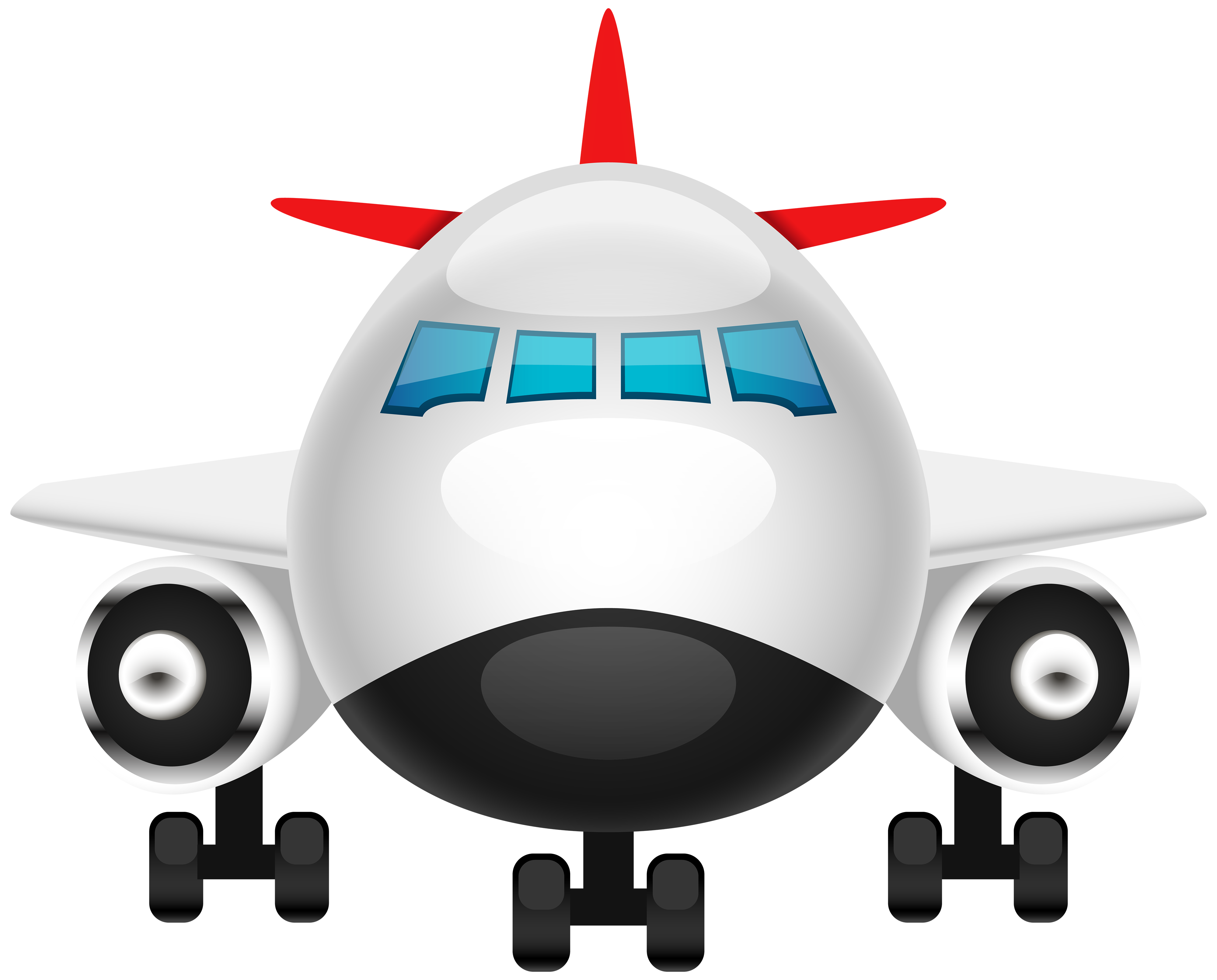 Plane PNG Clipart.
