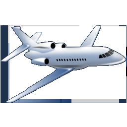 Plane PNG Transparent Images.