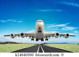 Airplane runway Stock Illustration Images. 339 airplane runway.
