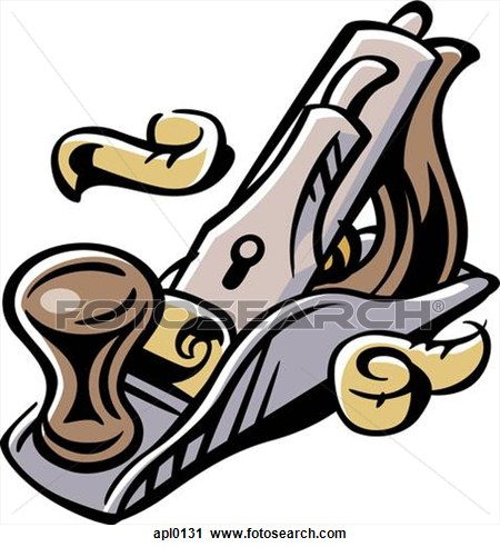 Woodworking Clipart.