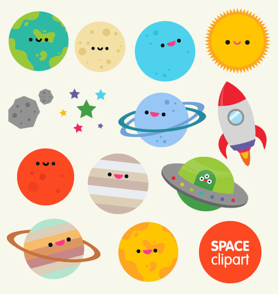 Planets Clipart & Planets Clip Art Images.