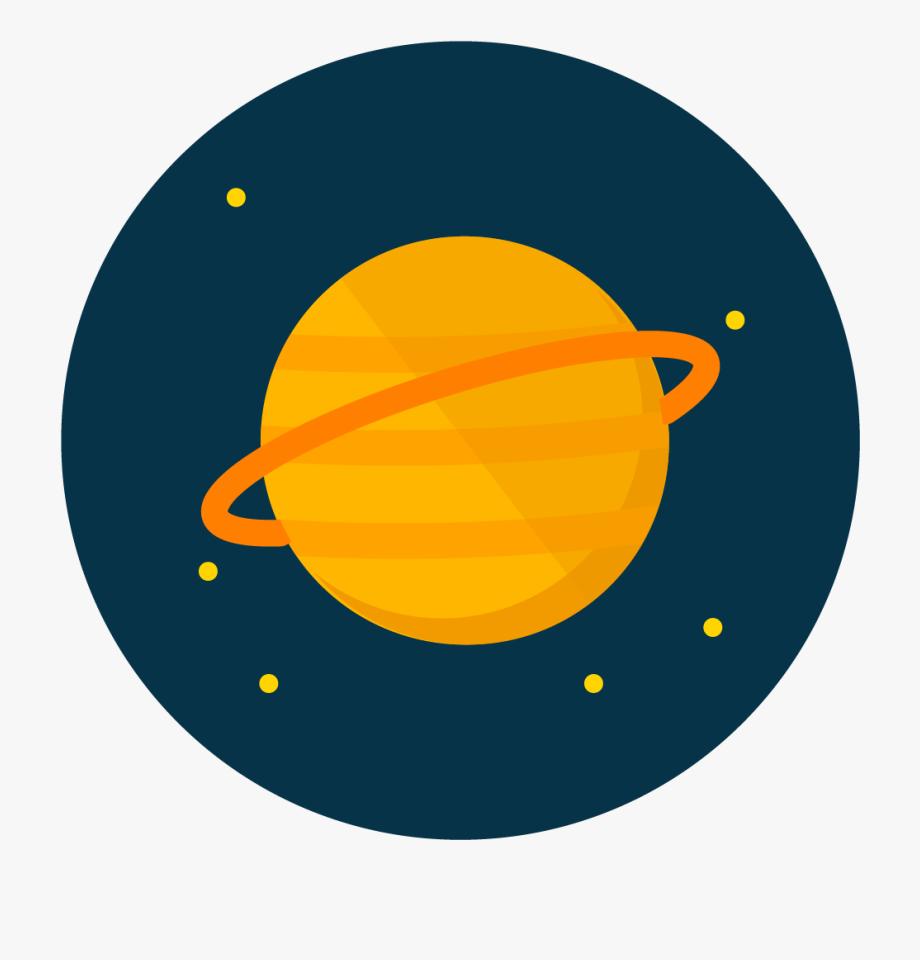 Saturn Png Background Image.