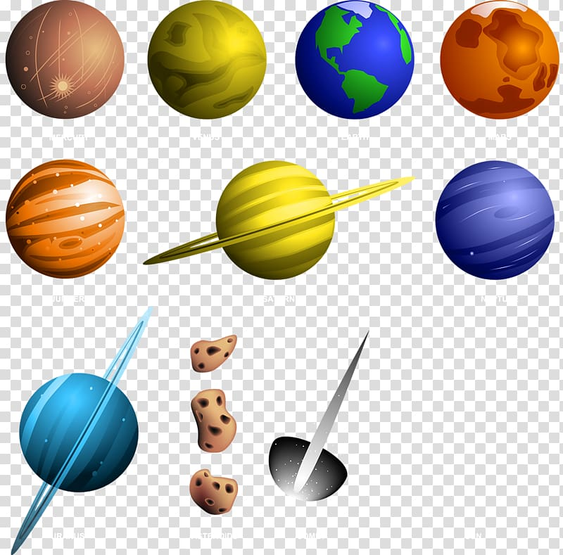 Earth Planet Albom , Major planet transparent background PNG.