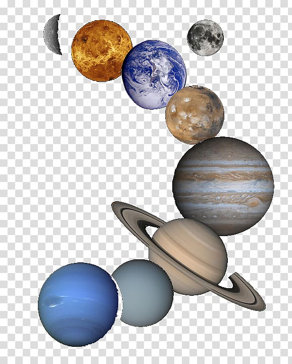 Planets art, Earth Solar System T.