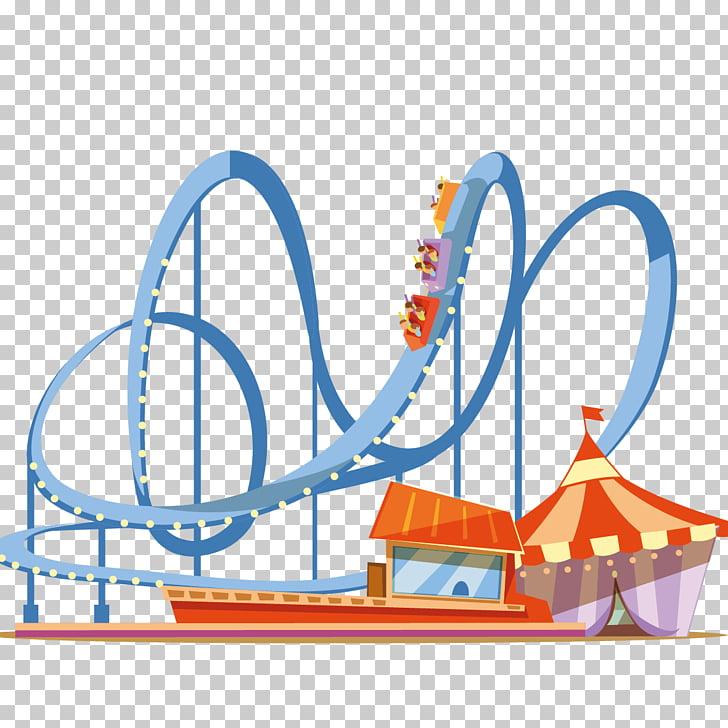 Coney Island Universal Orlando Amusement park Roller coaster.