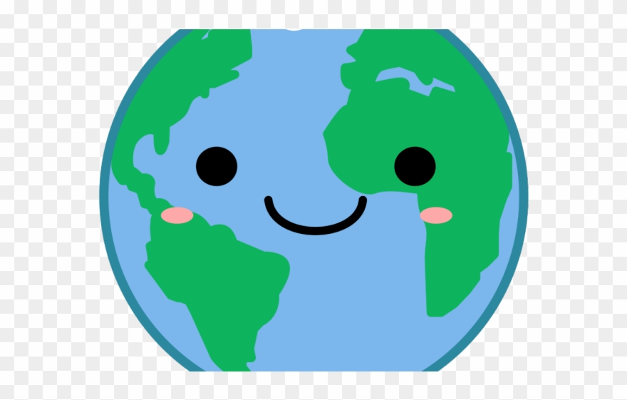 Planet Earth Clipart Cute.