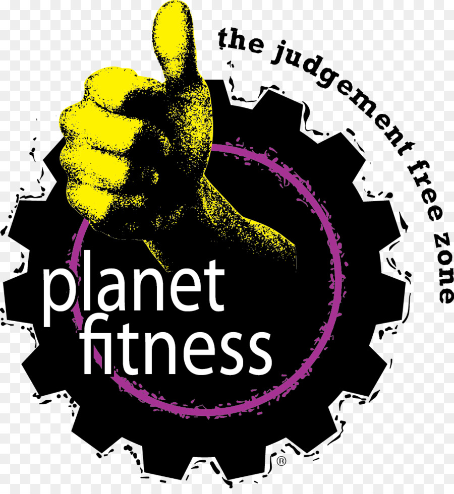 Planet Fitness Logo png download.