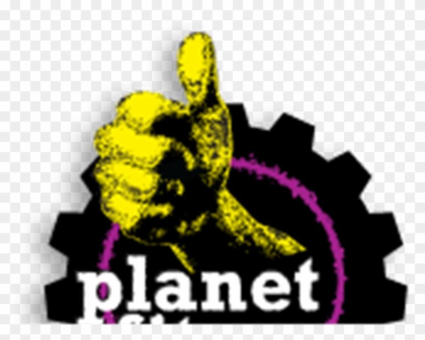 Transparent Planet Fitness Logo, HD Png Download (#5659627.