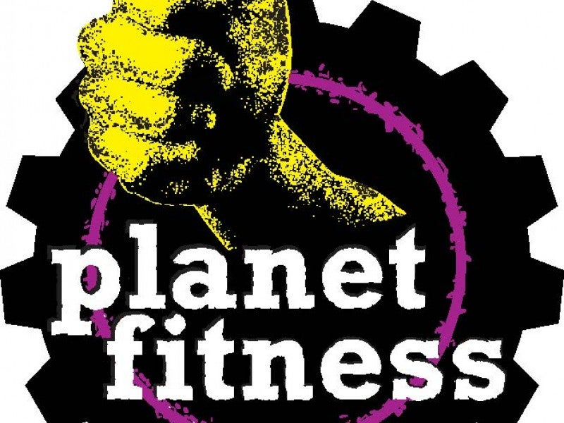 Planet Fitness Grand Opening on January 14.