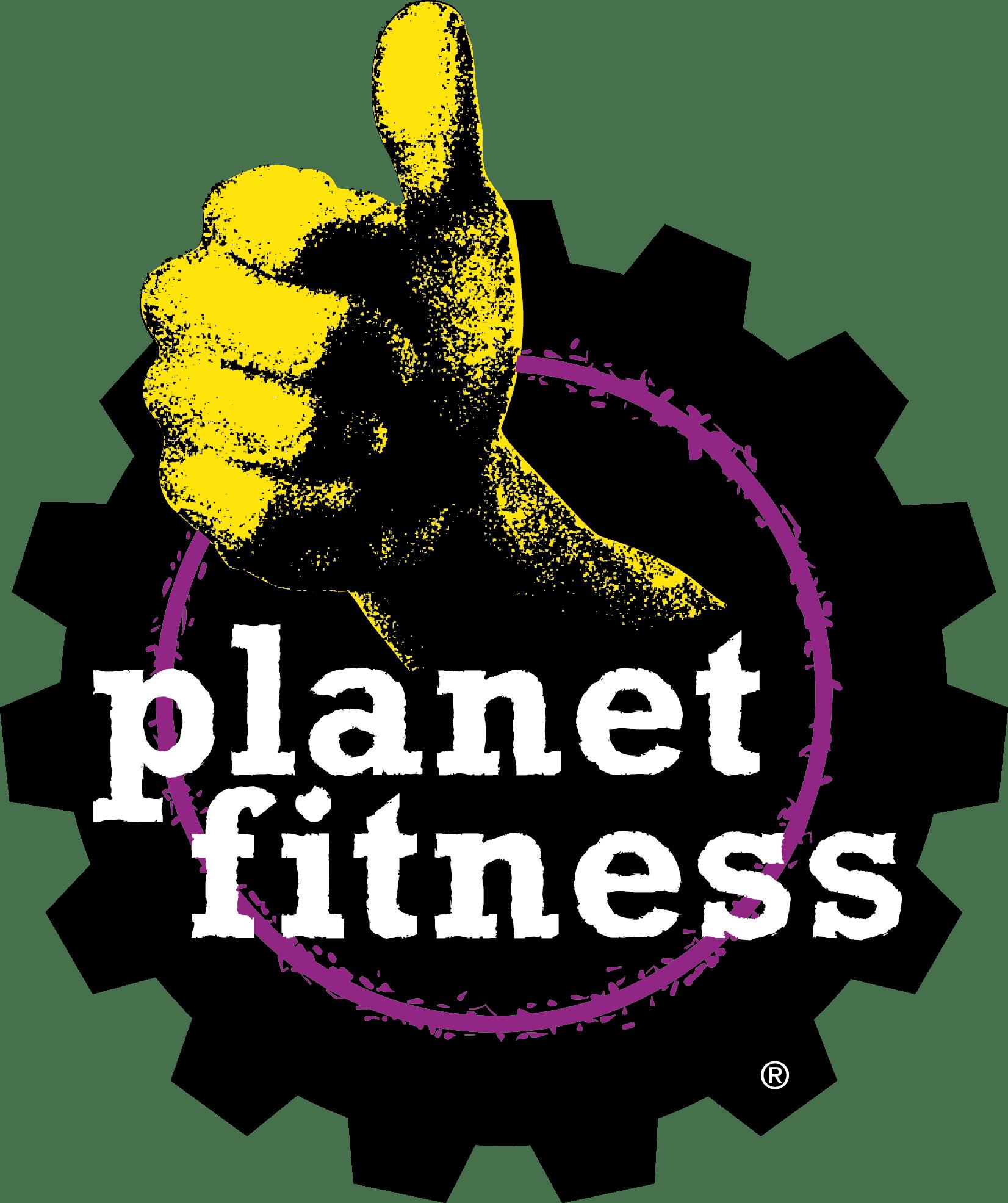 Planet Fitness Logo Download Vector.