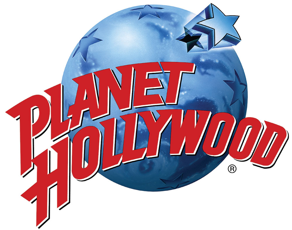 Planet Hollywood.