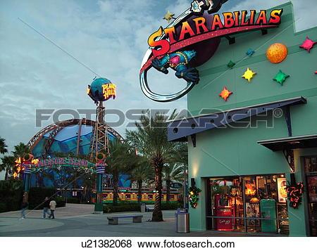 Pictures of Orlando, FL, Florida, Lake Buena Vista, Walt Disney.