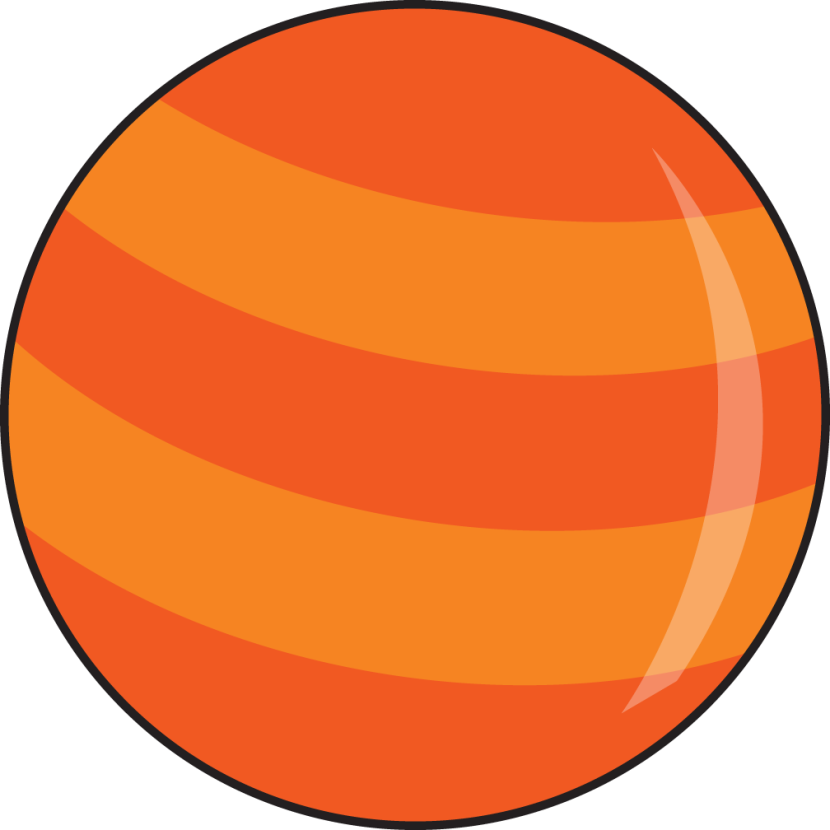 Planet mars clipart - Clipground