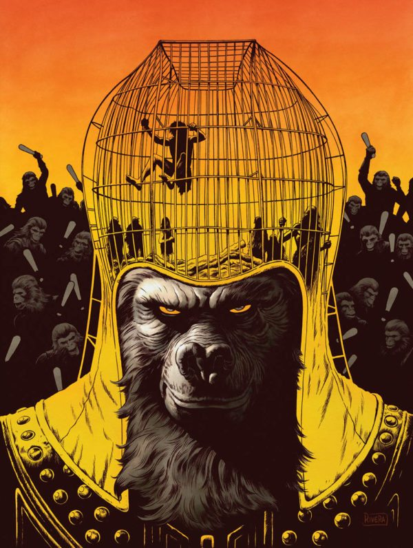 Humanity meets its match with Planet of the Apes: Ursus.