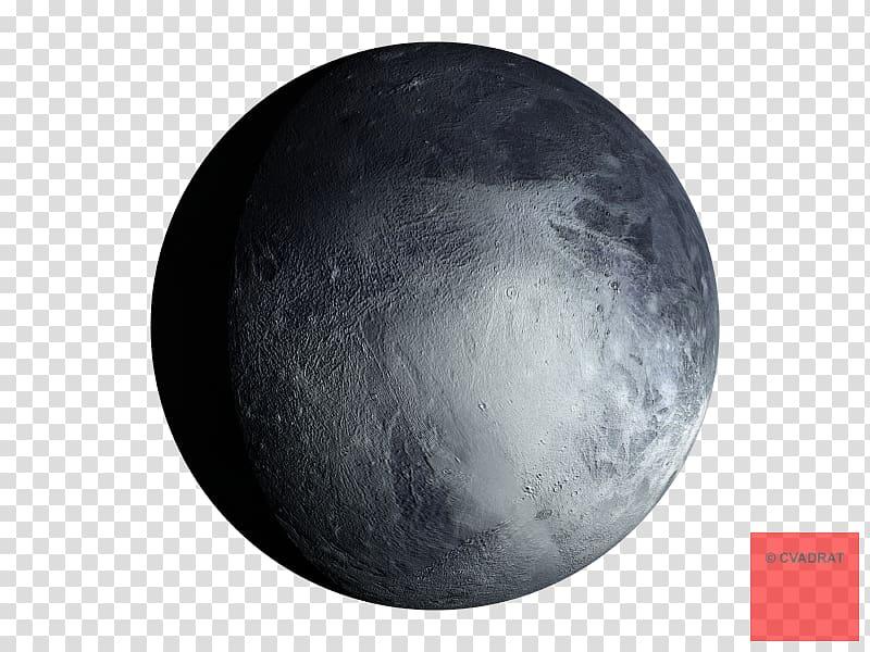 Earth Dwarf planet Pluto Eris, Planet Pluto transparent.