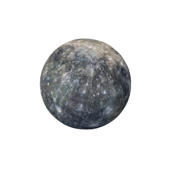 Mercury Planet PNG High Quality Image.