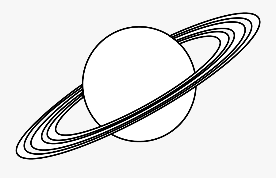 Saturn Ring Clipart.