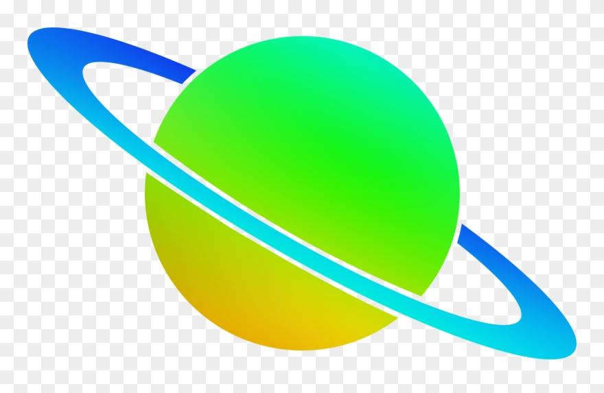 Planet Svg Ring Clip Art.
