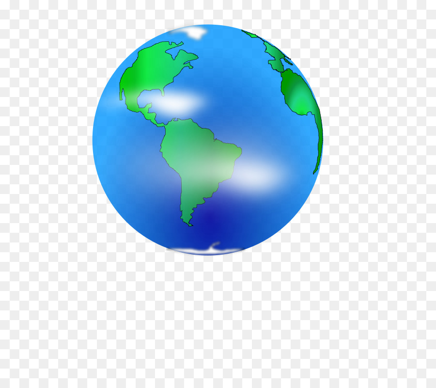 Green Earth clipart.
