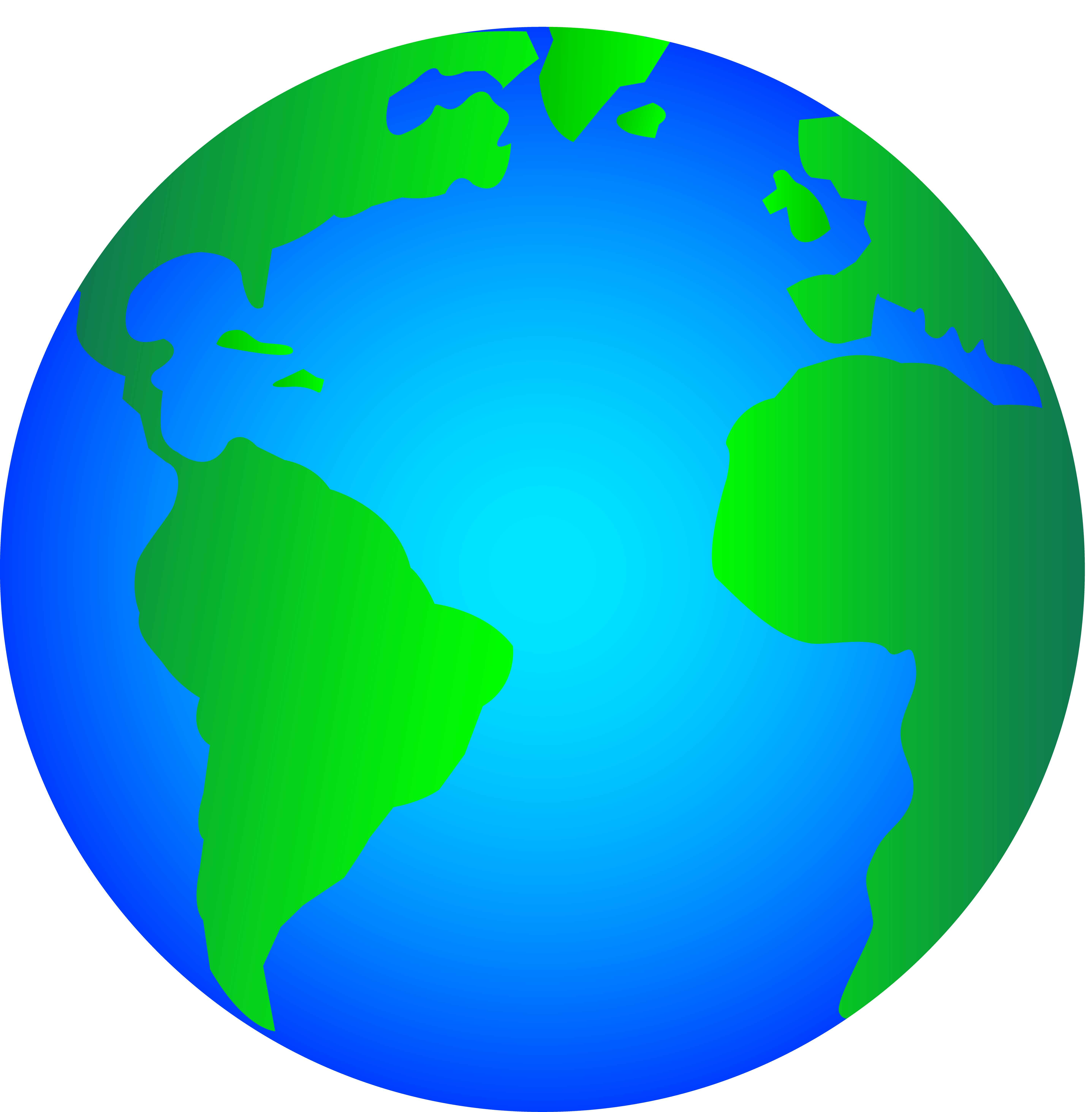 5748x5852 Planet Earth Clip Art Many Interesting Cliparts.