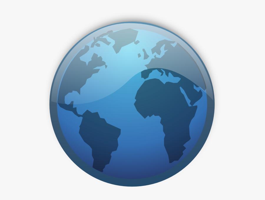 Fundo Planeta Terra Png , Free Transparent Clipart.