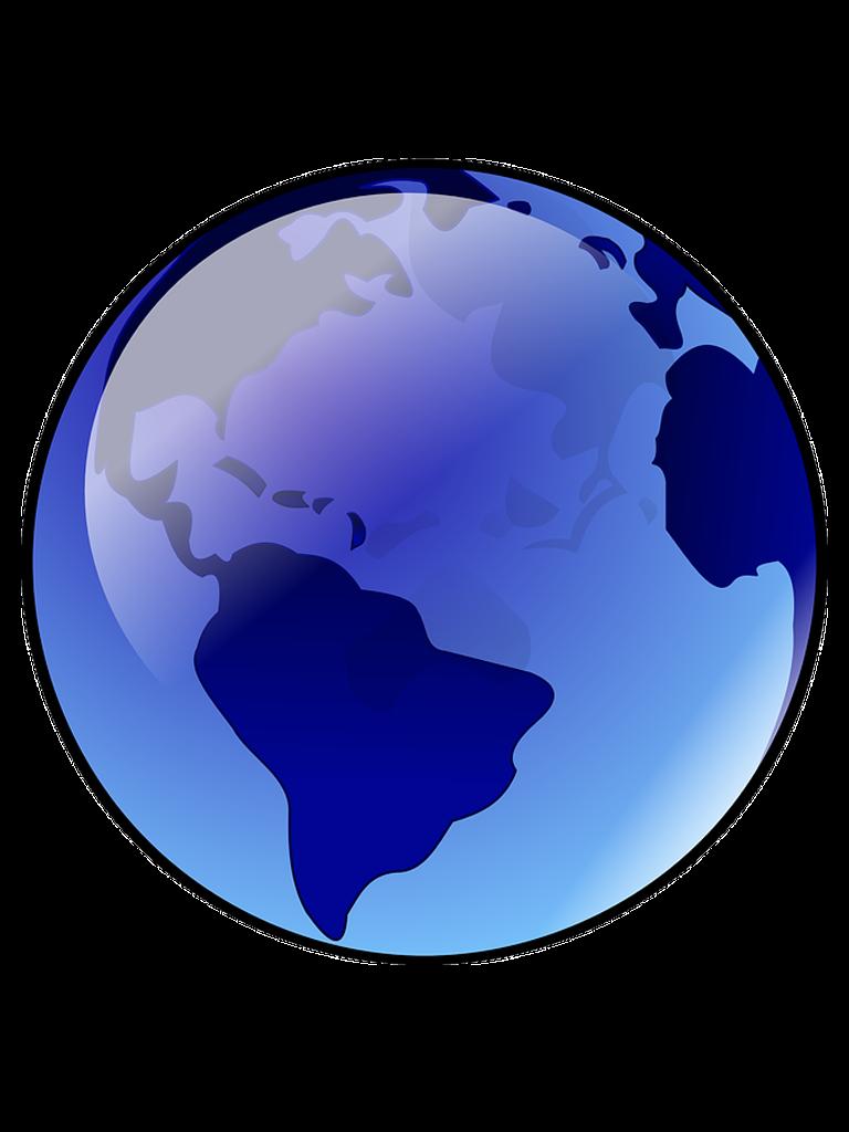 Planeta terra png 1 » PNG Image.