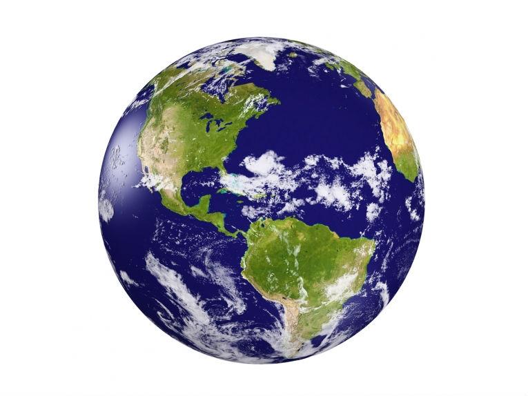 Planeta Terra.