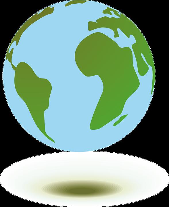 Planeta Terra Desenho Png Vector, Clipart, PSD.