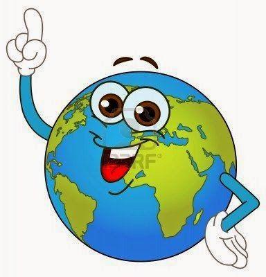 Maestra de Primaria: El planeta Tierra. El planeta azul.