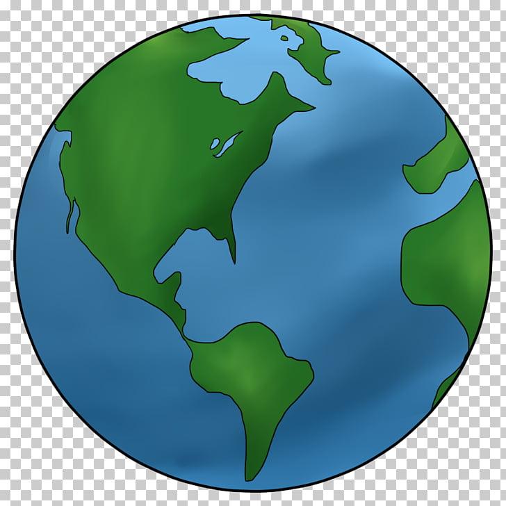Contenido del planeta tierra, profesor animado PNG Clipart.