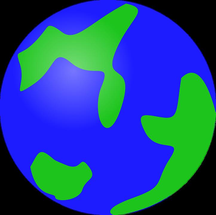 Planeta tierra animado png 3 » PNG Image.