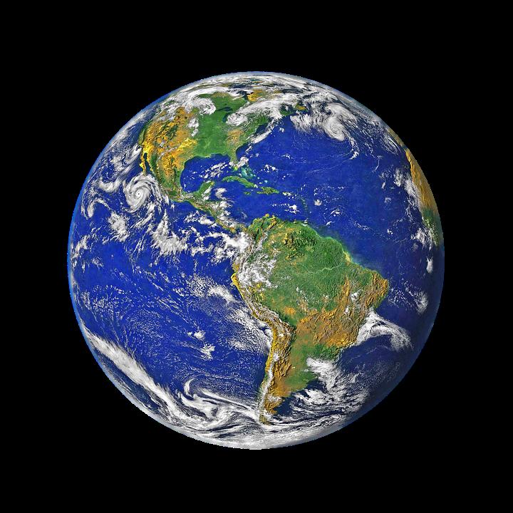 Planeta tierra png hd 1 » PNG Image.