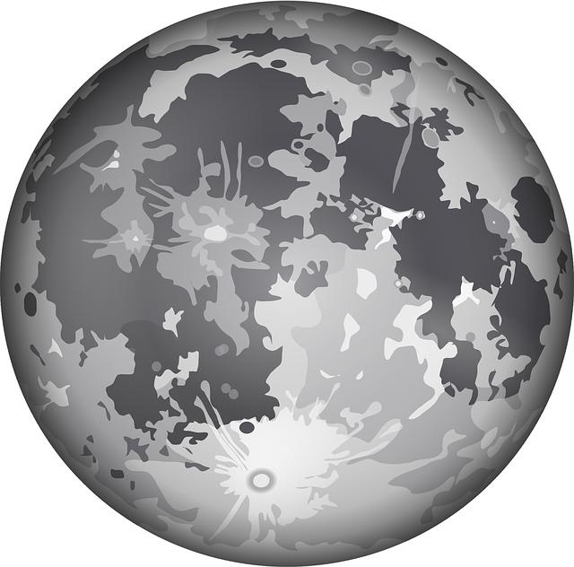 Free photo Planet Space Planetary Comparison Size Comparison.