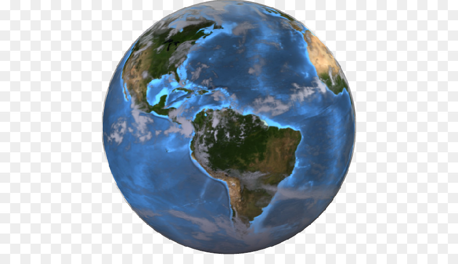 Planet Earth png download.