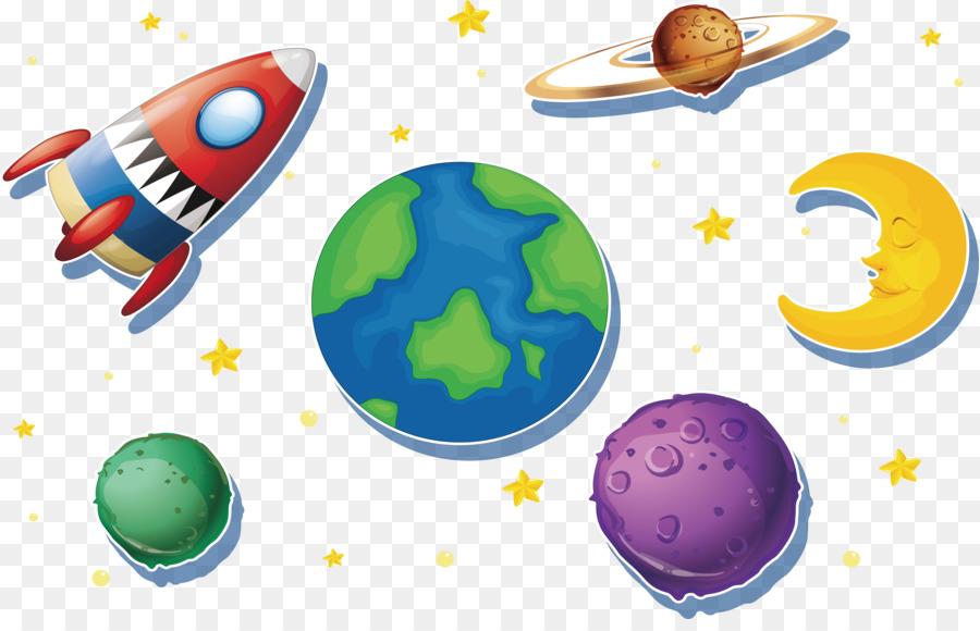 planeten clipart.