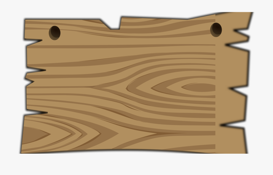 Wood Plank Clip Art Wooden Thing Artwork.