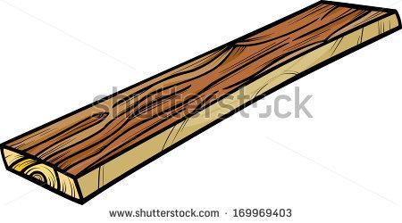 Right Plank Clip Art.