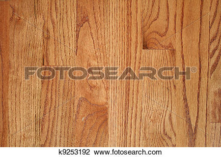 Stock Photo of Wood Plank Floor k9253192.