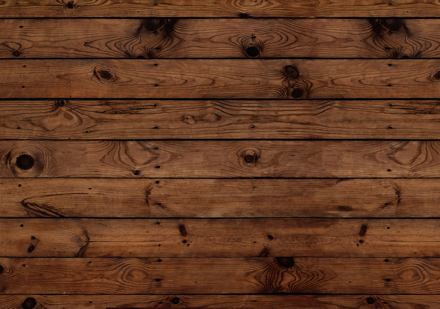 Darkwood Plank Faux Wood Rug Flooring Background or Floor Drop.