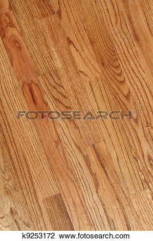 Stock Photo of Wood Plank Floor k9253172.