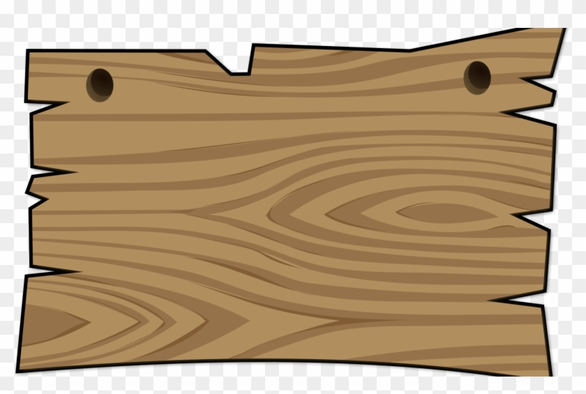 Plank Of Wood Clipart, HD Png Download.