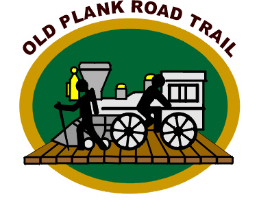 OLD PLANK ROAD TRAIL IN Matteson, IL Group Planner.