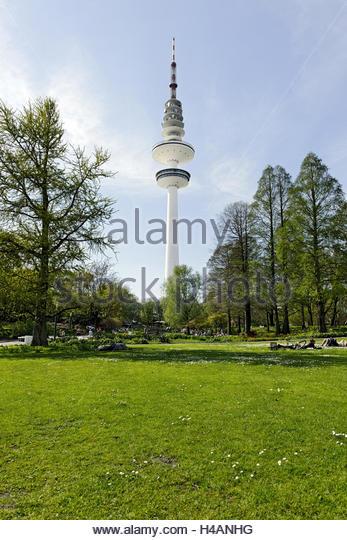 Park ´planten Un Blomen´ Hamburg Stock Photos & Park ´planten Un.