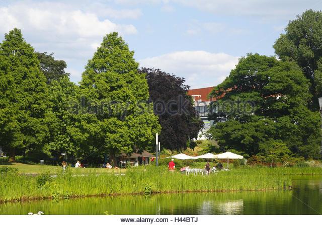 Germany Hamburg Park Of Stock Photos & Germany Hamburg Park Of.