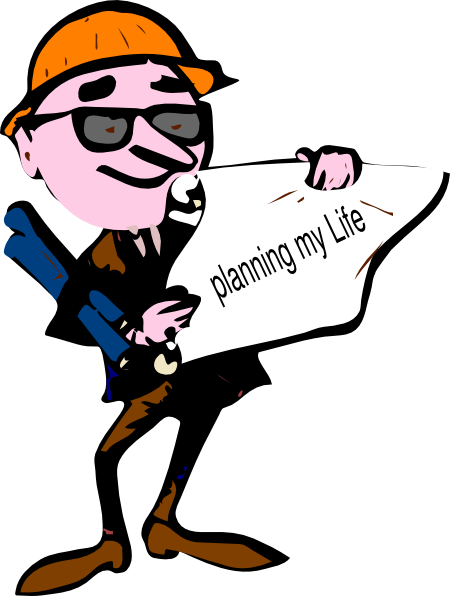 Planning clipart images.
