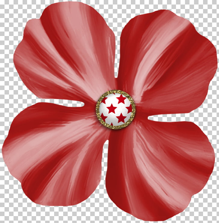 Rosemallows Cut flowers Petal Plant, Id Pack PNG clipart.
