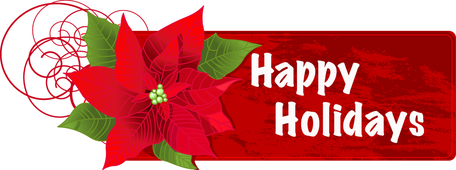 St. Mary Parish Library Christmas and New Year Holiday Closures.
