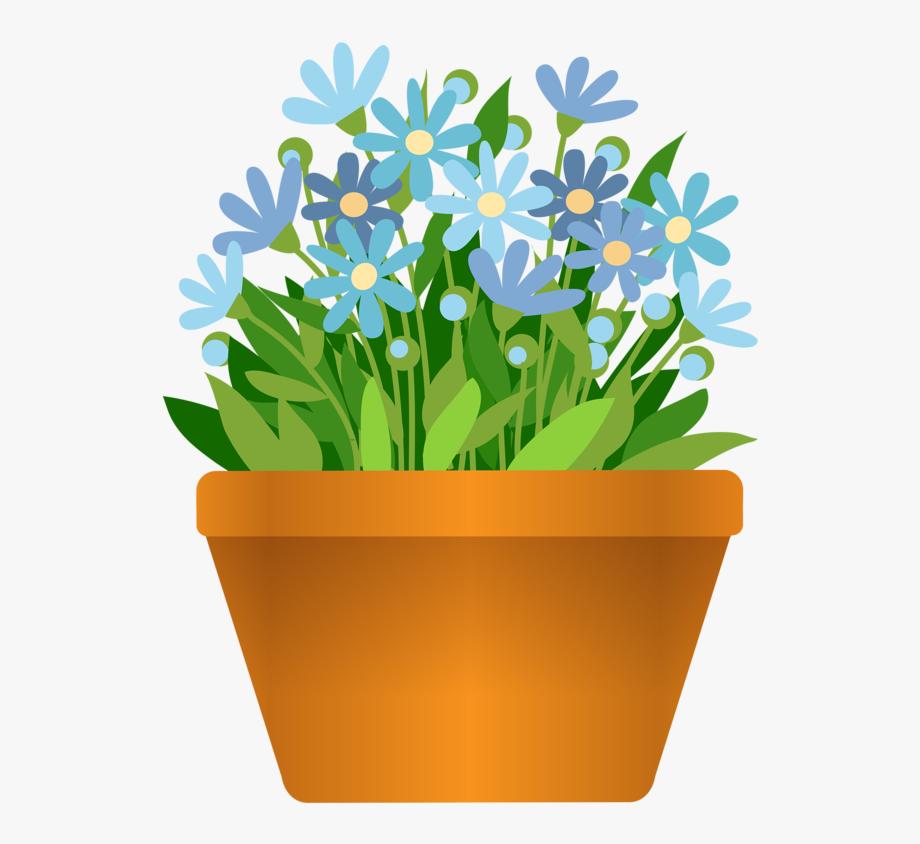 28 Collection Of Flower Pot Clipart Transparent.