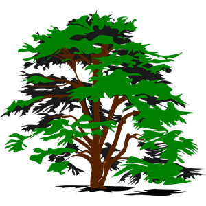 simple vector tree clipart, cliparts of simple vector tree free.